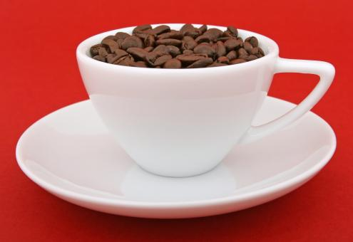 Free Stock Photo of Cup of Beans