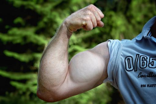 Free Stock Photo of Muscles