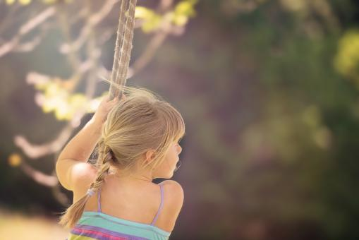 Free Stock Photo of Swing