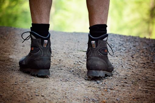 Free Stock Photo of Hiker