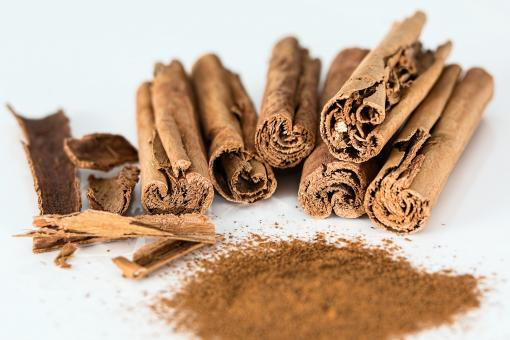 Free Stock Photo of Cinnamon Stick