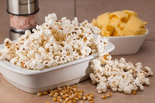 Free Stock Photo of Popcorn