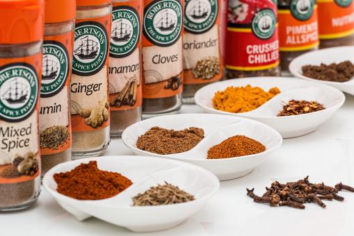 Free Stock Photo of Spices