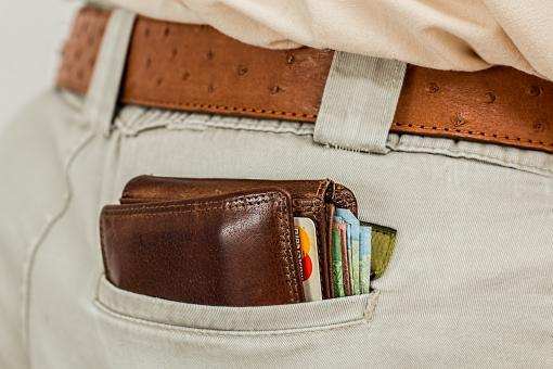 Free Stock Photo of Wallet