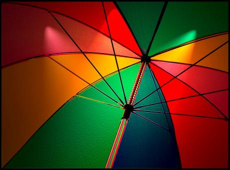 Free Stock Photo of Umbrella