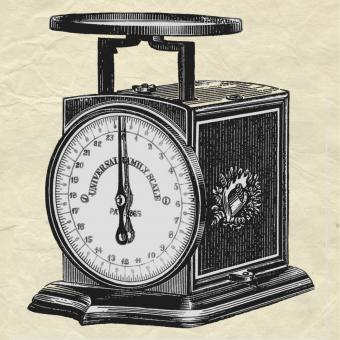 Free Stock Photo of Weighing Machine