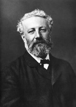 Free Stock Photo of Jules Verne