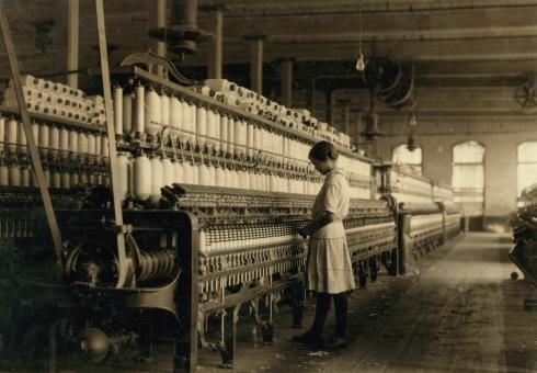 Free Stock Photo of Textile Industry