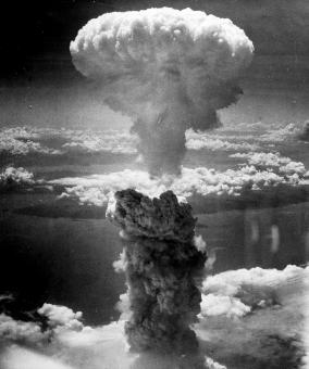 Free Stock Photo of Atomic Bomb