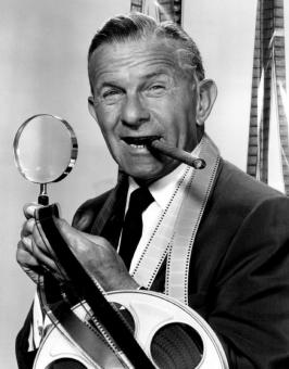 Free Stock Photo of George Burns
