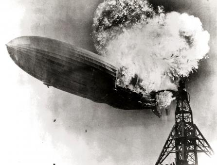 Free Stock Photo of Hindenburg
