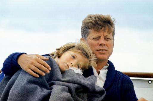 Free Stock Photo of Kennedy's Family