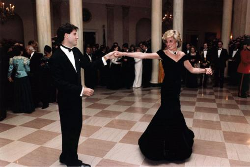 Free Stock Photo of Princess Diana Dancing