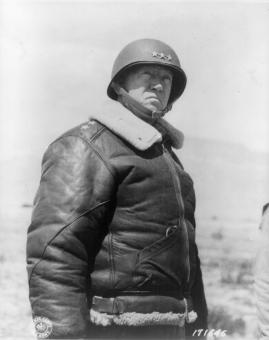 Free Stock Photo of General George S Patton