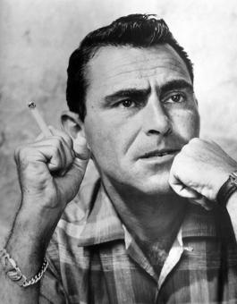 Free Stock Photo of Rod Serling