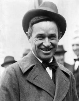Free Stock Photo of Will Rogers