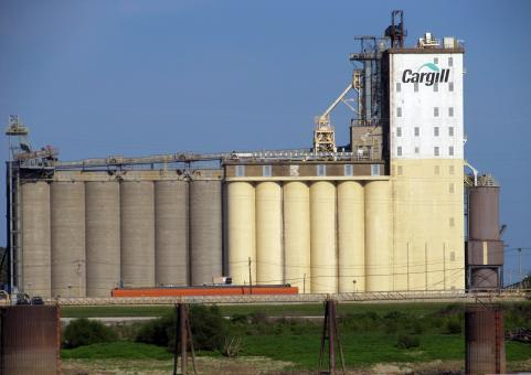 Free Stock Photo of Grain Elevator