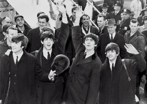 Free Stock Photo of The Beatles