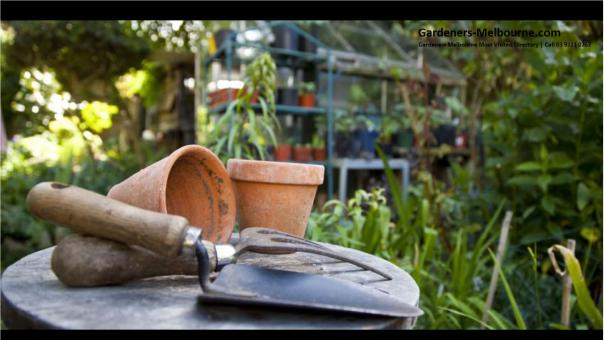 Free Stock Photo of Gardening tools