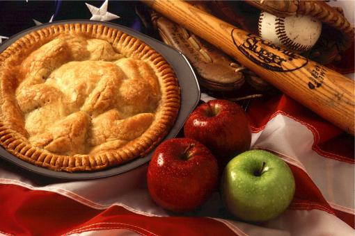 Free Stock Photo of Apple Pie