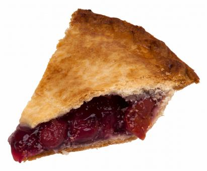 Free Stock Photo of Cherry Pie
