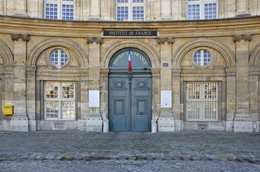 Free Stock Photo of Institut De France