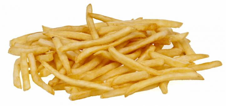 Free Stock Photo of French Fries