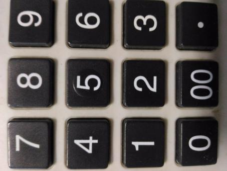 Free Stock Photo of Keypad