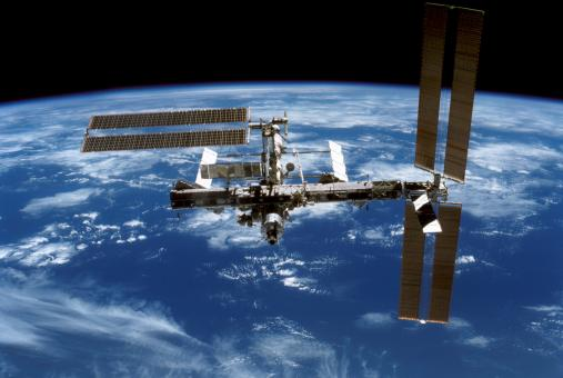 Free Stock Photo of International Space Station