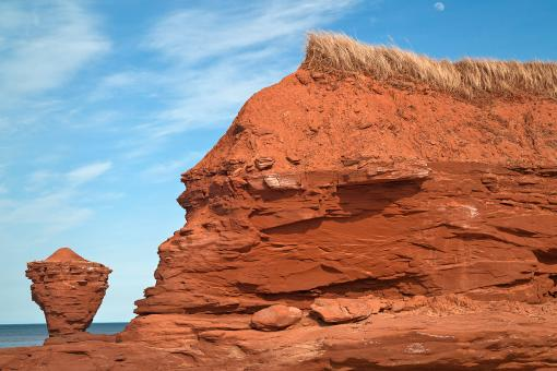Free Stock Photo of Mohawk Teapot Rock - HDR