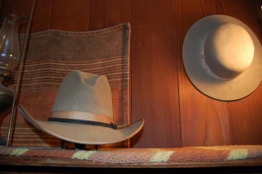 Free Stock Photo of Cowboy Hats