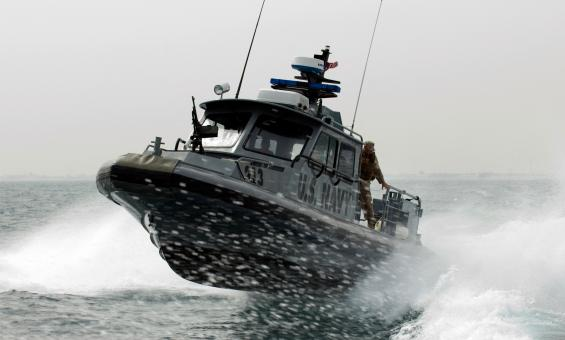 Free Stock Photo of Patrol Boat