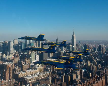 Free Stock Photo of Navy Blue Angels