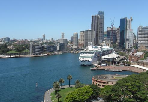 Free Stock Photo of Sydney Harbor