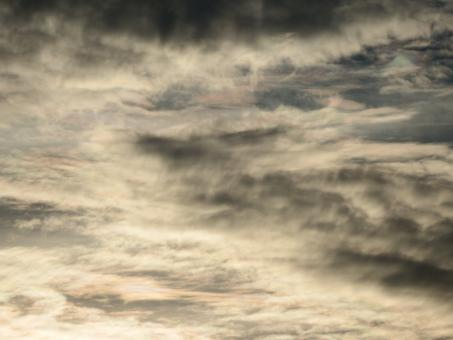 Free Stock Photo of Sky and Clouds Background