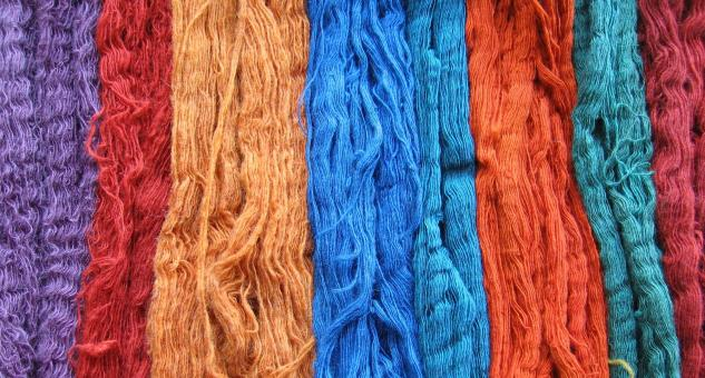 Free Stock Photo of Wool Skeins