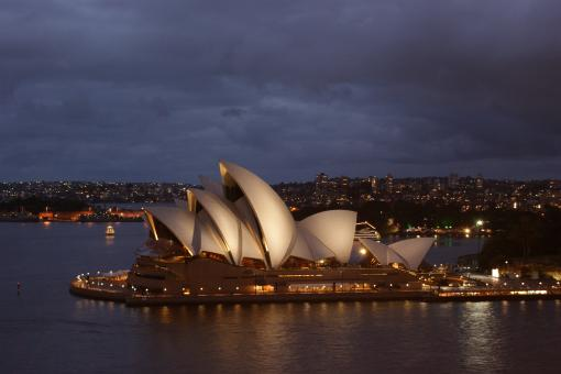 Free Stock Photo of Sydney Opera House