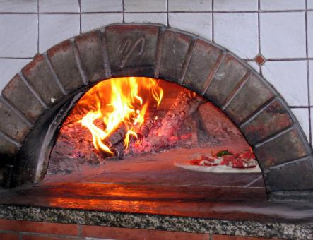 Free Stock Photo of Pizza Oven