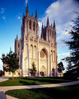 Free Stock Photo of National Cathedral