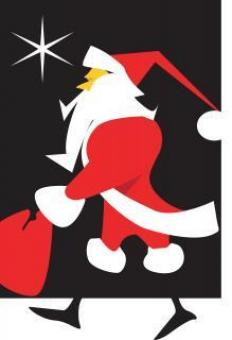 Free Stock Photo of Santa Clause Illustration
