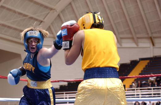 Free Stock Photo of Boxing in the Ring