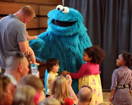 Free Stock Photo of Cookie Monster