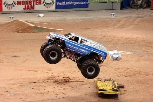Free Stock Photo of Monster Truck
