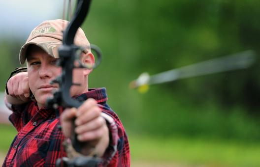 Free Stock Photo of Archery Competition