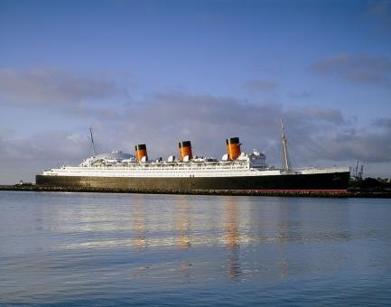 Free Stock Photo of Queen Mary