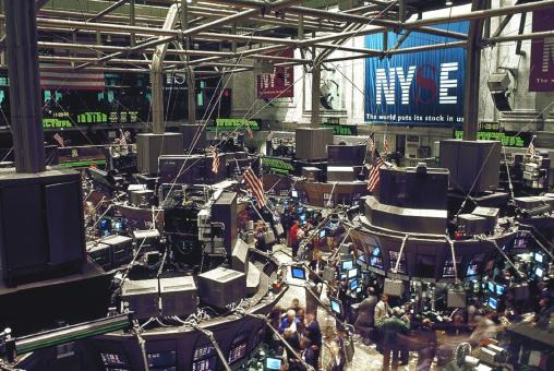 Free Stock Photo of New York Stock Exchange