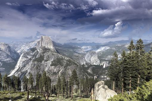 Free Stock Photo of Yosemite National Park