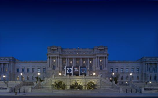 Free Stock Photo of Library of Congress
