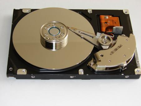 Free Stock Photo of Hard Disk Drive