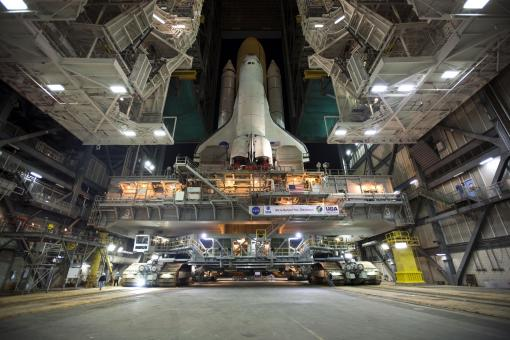 Free Stock Photo of Discovery Space Shuttle